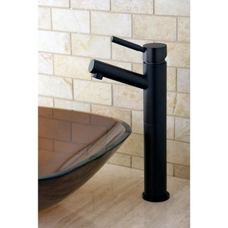 Concord Oil Rubbed Bronze Vessel Bathroom Faucet