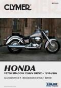 Honda VT750 Shadow Chain Drive 1998-2006 (Paperback)