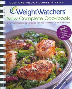 Weight Watchers New Complete Cookbook (Spiral bound)