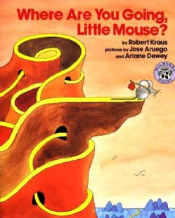 Where Are You Going, Little Mouse? (Paperback)