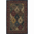 Nourison Hand-tufted Multicolor Wool Rug (8' x 10'6)