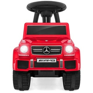Evezo Mercedes Benz G63 Wagon, Ride-on push car