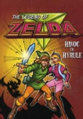 Legend of Zelda: Havoc in Hyrule (DVD)