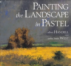 Painting the Landscape in Pastel (Paperback)