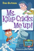 Ms. Krup Cracks Me Up! (Paperback)