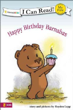 Happy Birthday Barnabas (Paperback)
