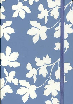 Floral Silhouette (Notebook / blank book)