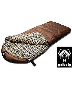 Grizzly Rip-stop 25-degree Sleeping Bag