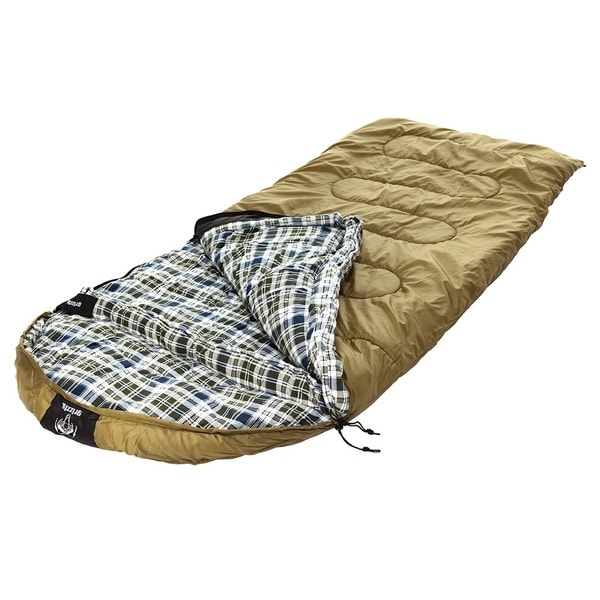 Grizzly Rip-Stop +0 Degree Sleeping Bag