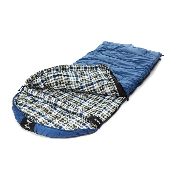 Grizzly Rip-Stop -25-degree Sleeping Bag