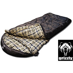 Grizzly Ripstop -50 degree F Sleeping Bag