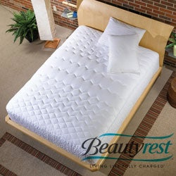 Simmons 5-zone 500 Thread Count Mattress Pad