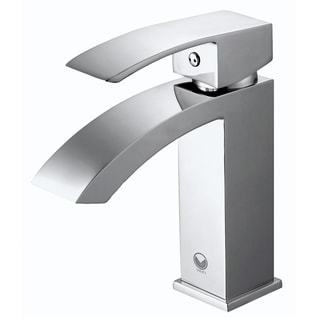 VIGO Single Lever Chrome Finish Faucet Model LF-CA16160C