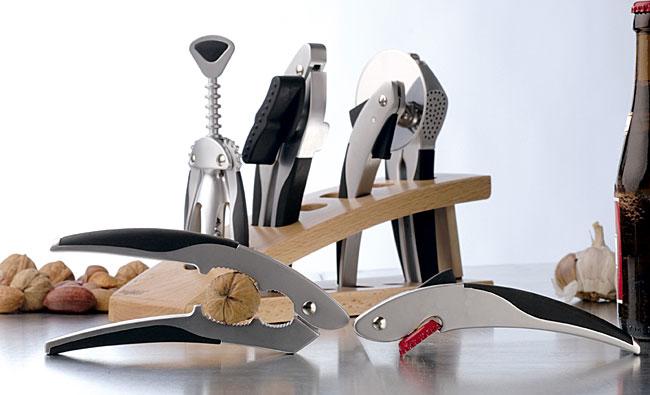 Squalo Cast 7-piece Kitchen Gadget Set