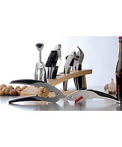 Squalo Cast 7-piece Kitchen Gadget Set