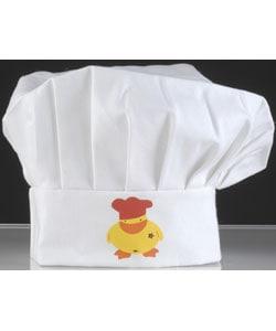 Sheriff Duck Children's Chef Hat