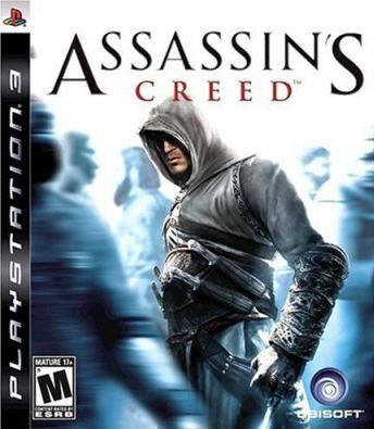 PS3 - Assassin's Creed