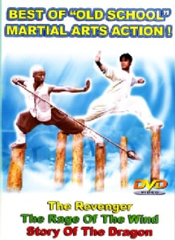 Best Of Old School Martial Arts Action (DVD)