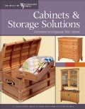 Cabinets & Storage Solutions: Furniture to Organize Your Home (Paperback)