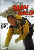 Man Vs. Wild: Season 1 (DVD)