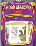 Homework Helper Word Searches, Grade 2 (Paperback)