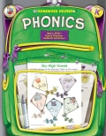 Homework Helper Phonics, Grade K (Paperback)