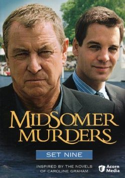 Midsomer Murders Set 9 (DVD)