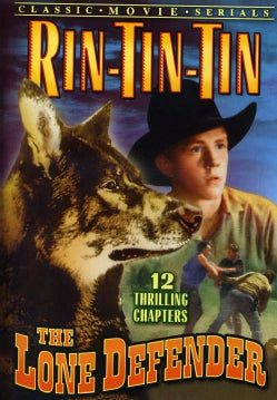 Rin Tin Tin: Lone Defender (Chapters 1-12) (DVD)