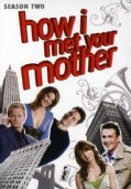 How I Met Your Mother Season 2 (DVD)