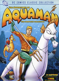 The Adventures of Aquaman Collection (DVD)