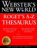 Webster's New World Roget's A-Z Thesaurus (Paperback)