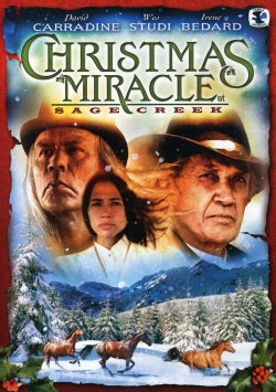 Christmas Miracle At Sage Creek (DVD)