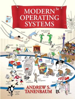 Modern Operating Systems (Hardcover)