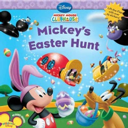 Mickey's Easter Hunt (Paperback)