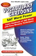 Vocabulary Cartoons: SAT Word Power (Paperback)