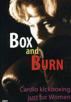 Cardio Kickboxing Just for Women: Box and Burn Workout (DVD)