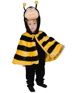 Little Honey Bee Polyester Children's Costume