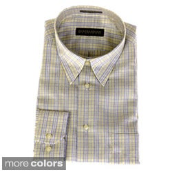 Hathaway Platinum Long Sleeve Dress Shirt