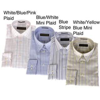 Hathaway Platinum Long Sleeve Dress Shirt