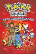 Pokemon Coal Badge Battle (Paperback)