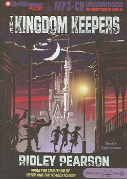 The Kingdom Keepers (CD-Audio)