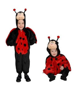 Cute Little Ladybug Costume