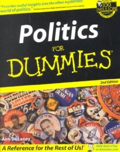 Politics for Dummies (Paperback)