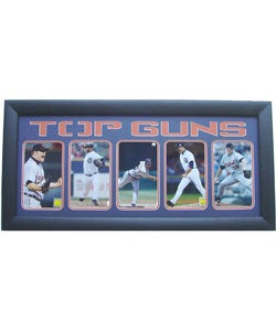 Detroit Tigers Top Guns 5-photo frame