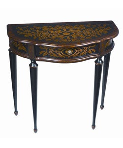 Hand-painted Accent Table