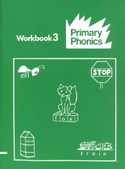 Primary Phonics: Workbook 3 (Paperback)