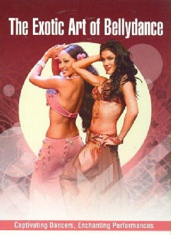 The Exotic Art of Bellydance (DVD)