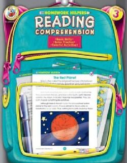 Homework Helper Reading Comprehension, Grade 3 (Paperback)