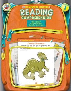 Homework Helper Reading Comprehension, Grade 1 (Paperback)