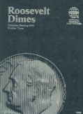 Whitman Roosevelt Dimes Starting 2005 Number Three (Hardcover)